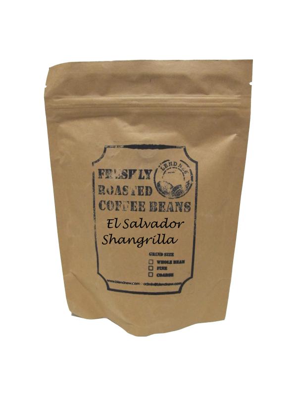 El Salvador Shangrilla Freshly Roasted Coffee Beans (200g)